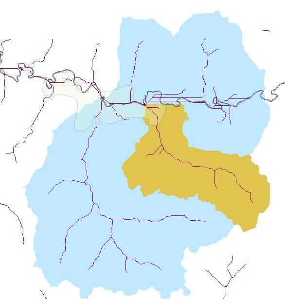 las dos cuencas